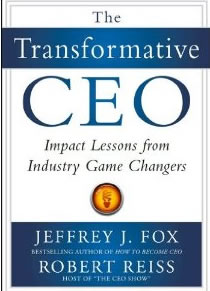 Transformative CEO cover